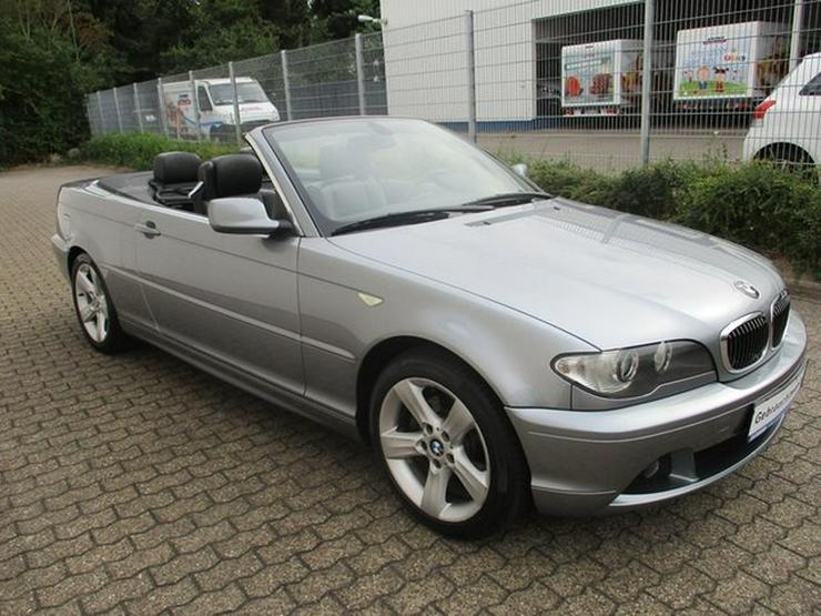 Bild 2: BMW 320 Baureihe 3 Cabrio Ci