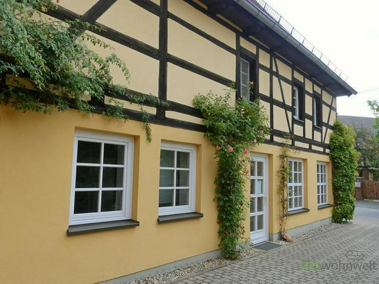 (EF0416_M) Dresden: Klotzsche, kleines möbliertes Apartment auf der ruhigen Gartenseite, ... - Wohnen auf Zeit - Bild 1