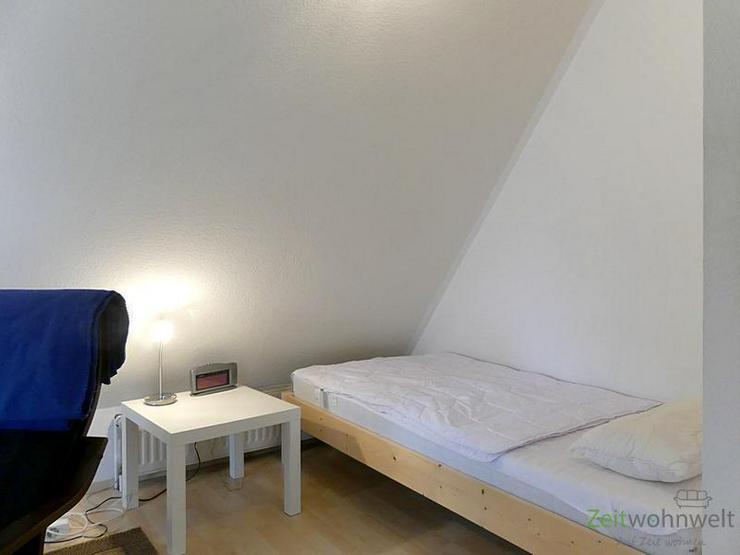Bild 5: (EF0416_M) Dresden: Klotzsche, kleines möbliertes Apartment auf der ruhigen Gartenseite, ...