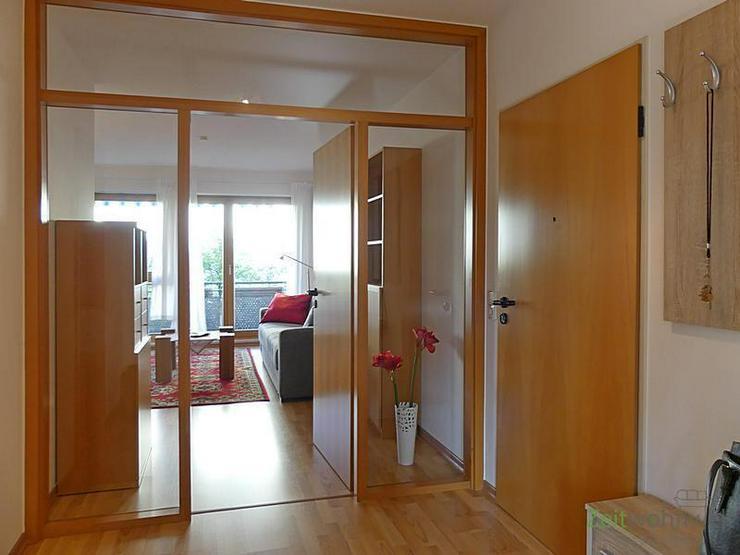 Bild 4: (EF0418_M) Dresden: Zschertnitz, Erstbezug in neu möbl. Apartment mit Aufzug, Balkon, TG-...