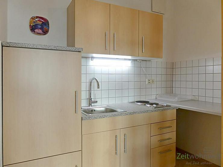 Bild 3: (EF0418_M) Dresden: Zschertnitz, Erstbezug in neu möbl. Apartment mit Aufzug, Balkon, TG-...