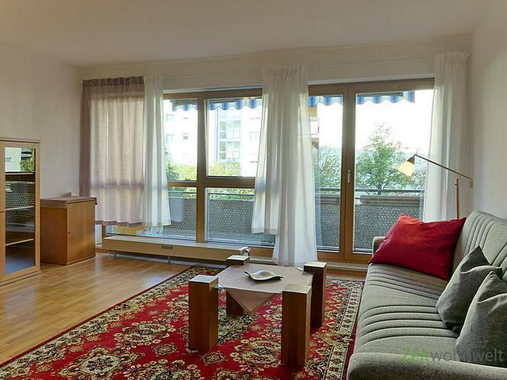 (EF0418_M) Dresden: Zschertnitz, Erstbezug in neu möbl. Apartment mit Aufzug, Balkon, TG-... - Wohnen auf Zeit - Bild 1