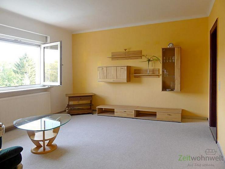 Bild 2: (EF0424_M) Dresden: Briesnitz, große möblierte 3-Zimmer-Wohnung in grüner, ruhiger Wohn...
