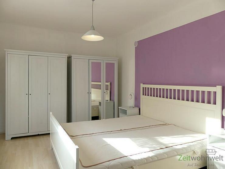 Bild 4: (EF0424_M) Dresden: Briesnitz, große möblierte 3-Zimmer-Wohnung in grüner, ruhiger Wohn...