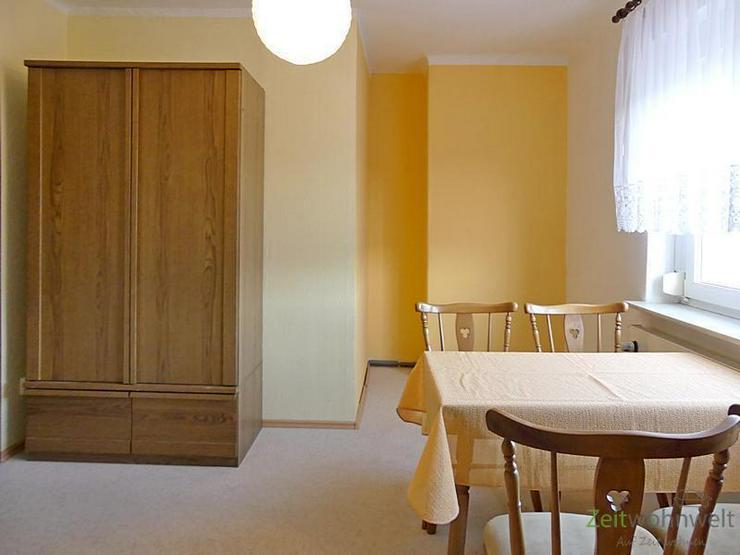 Bild 6: (EF0424_M) Dresden: Briesnitz, große möblierte 3-Zimmer-Wohnung in grüner, ruhiger Wohn...