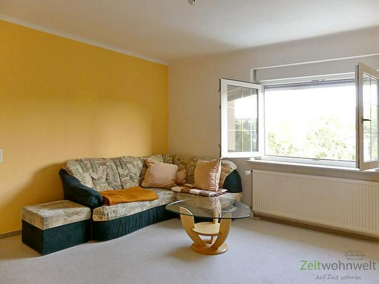 Bild 3: (EF0424_M) Dresden: Briesnitz, große möblierte 3-Zimmer-Wohnung in grüner, ruhiger Wohn...