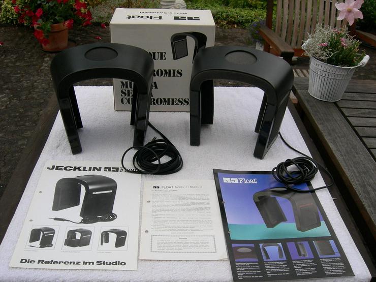 Kopfhörer Jecklin Float zu verkaufen