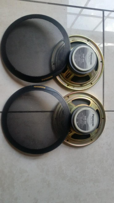 Autolautsprecher (2 Stück) , EAB-A63