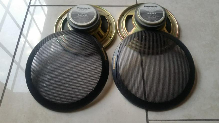 Bild 3: Autolautsprecher (2 Stück) , EAB-A63