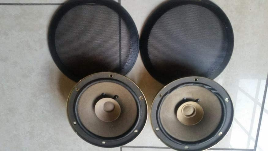 Bild 4: Autolautsprecher (2 Stück) , EAB-A63