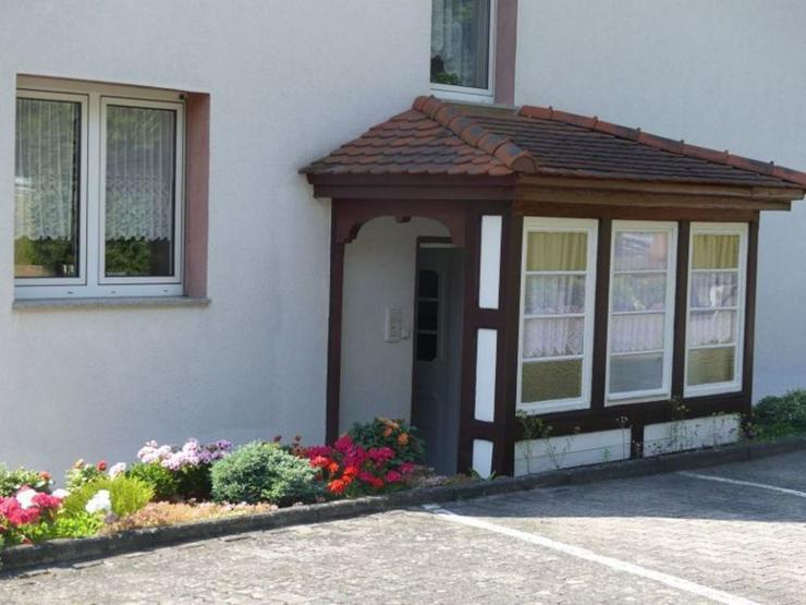 Bild 5: Mehrfamilienhaus mit schöner Aussicht in Ortsrandlage mit weitläufigen Baugrundstück