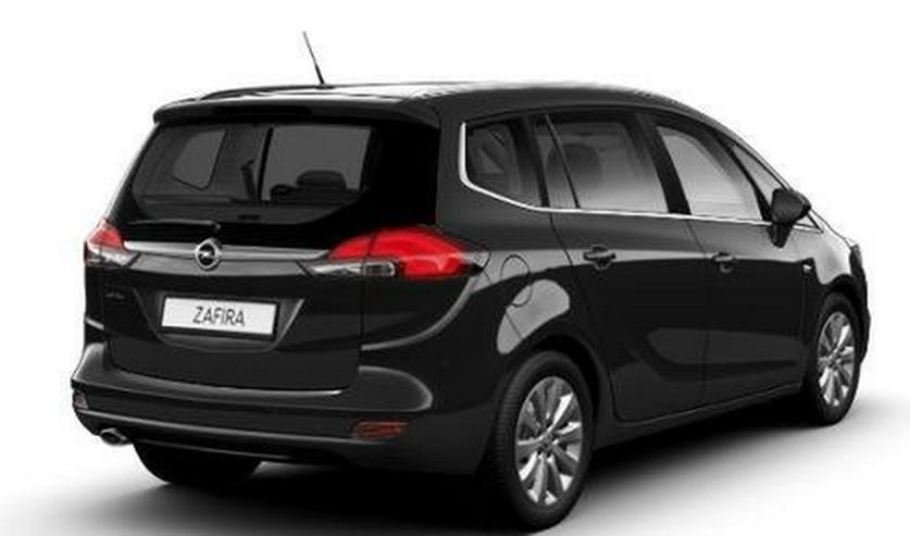 Bild 4: Opel Zafira Mod. 2019 2.0 Blue Innovation Autom. 7-Sitzer NEU-Bestellfahrzeug inkl. Anlieferung (D)