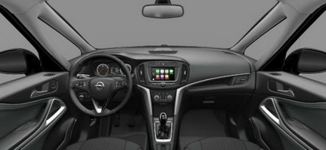 Bild 5: Opel Zafira Mod. 2019 2.0 Blue Innovation Autom. 7-Sitzer NEU-Bestellfahrzeug inkl. Anlieferung (D)