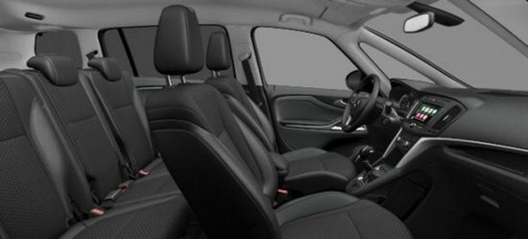 Bild 6: Opel Zafira Mod. 2019 2.0 Blue Innovation Autom. 7-Sitzer NEU-Bestellfahrzeug inkl. Anlieferung (D)