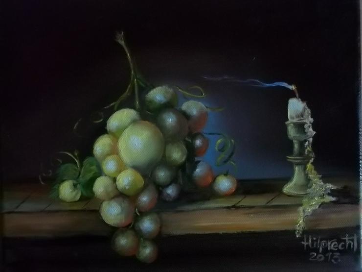 Bild 3: Ölbilder