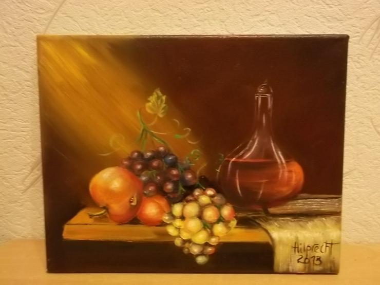 Bild 5: Ölbilder