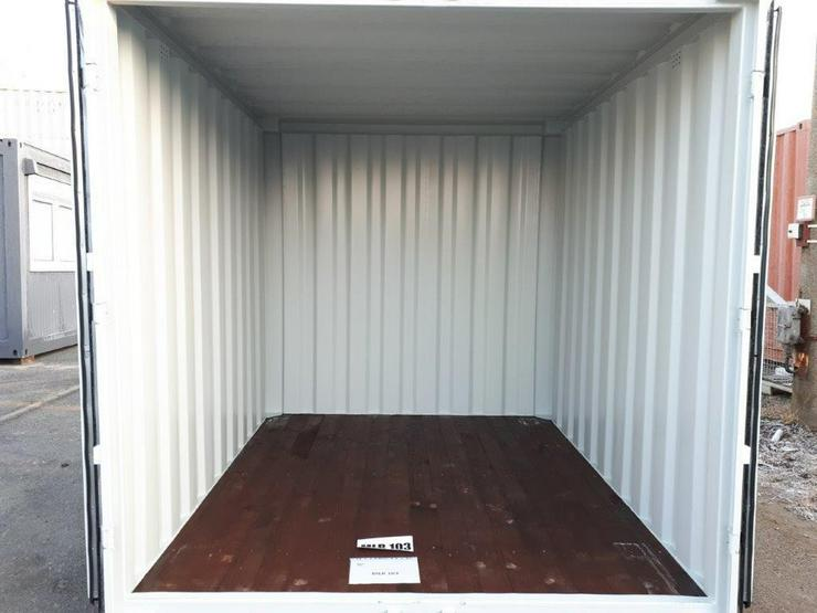 Vermietung Lagercontainer