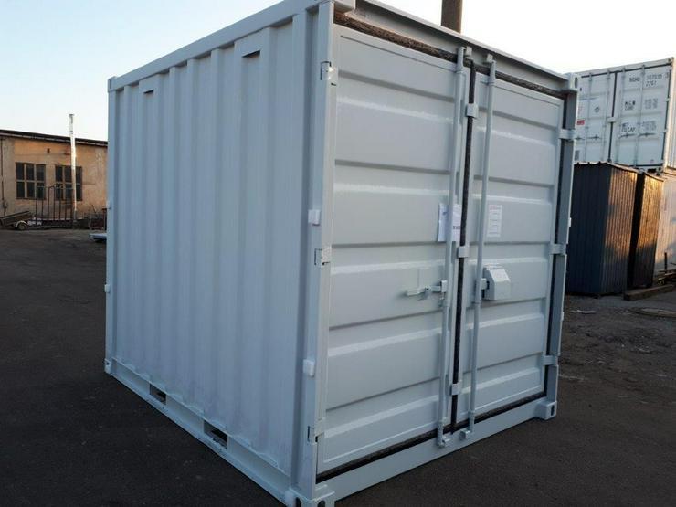 Bild 2: Vermietung Lagercontainer