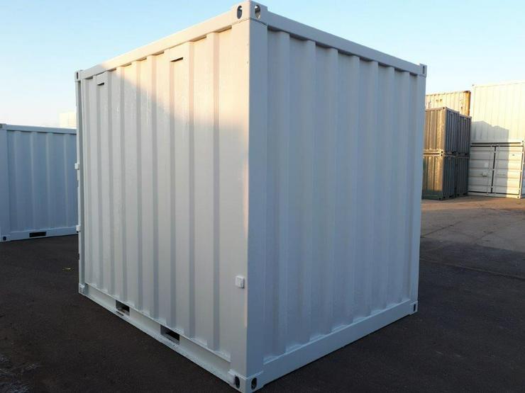 Bild 3: Vermietung Lagercontainer