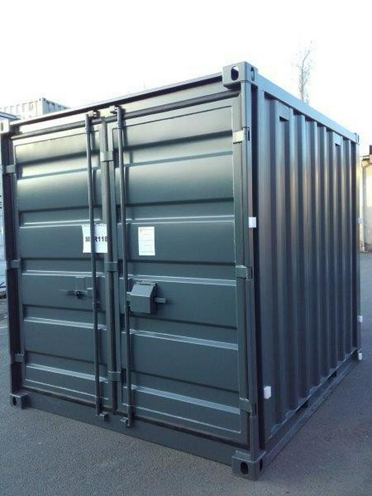 Lagercontainer verschiedene Größen