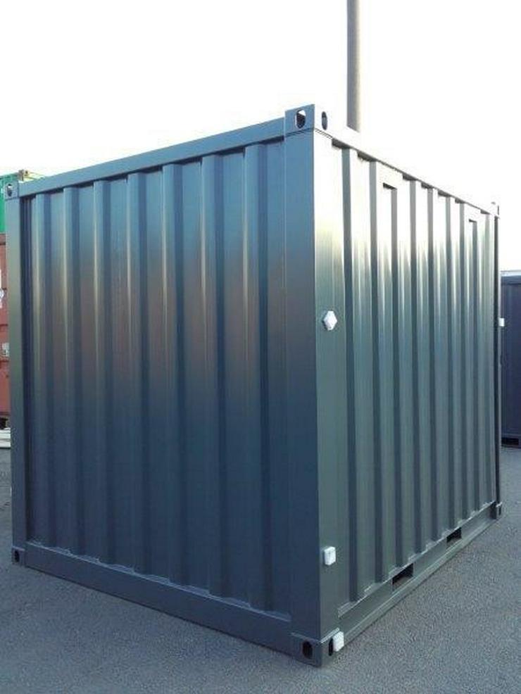 Bild 2: Lagercontainer verschiedene Größen