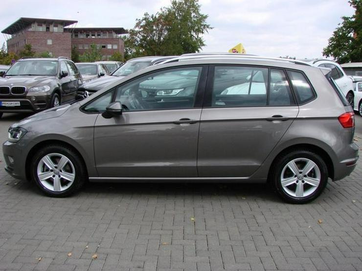 Bild 6: VW Golf Sportsvan 1.4 TSI DSG Comfortline Navi Xenon