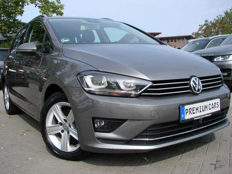 VW Golf Sportsvan 1.4 TSI DSG Comfortline Navi Xenon - Golf - Bild 1