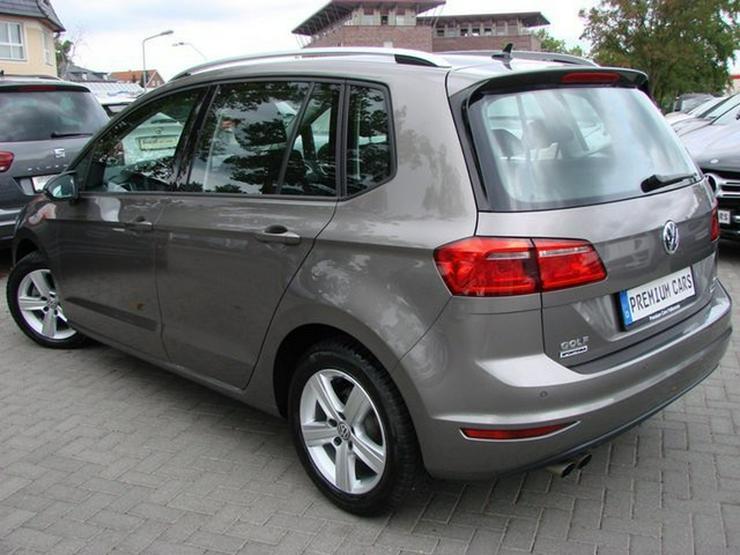Bild 3: VW Golf Sportsvan 1.4 TSI DSG Comfortline Navi Xenon