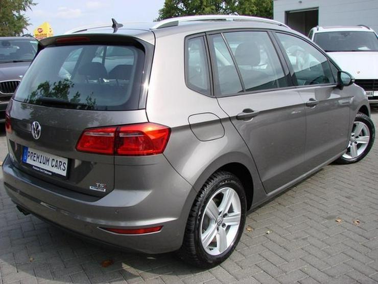 Bild 4: VW Golf Sportsvan 1.4 TSI DSG Comfortline Navi Xenon