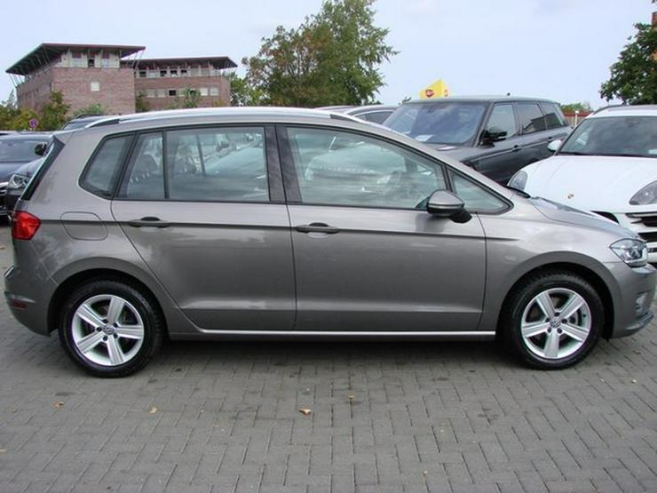Bild 5: VW Golf Sportsvan 1.4 TSI DSG Comfortline Navi Xenon