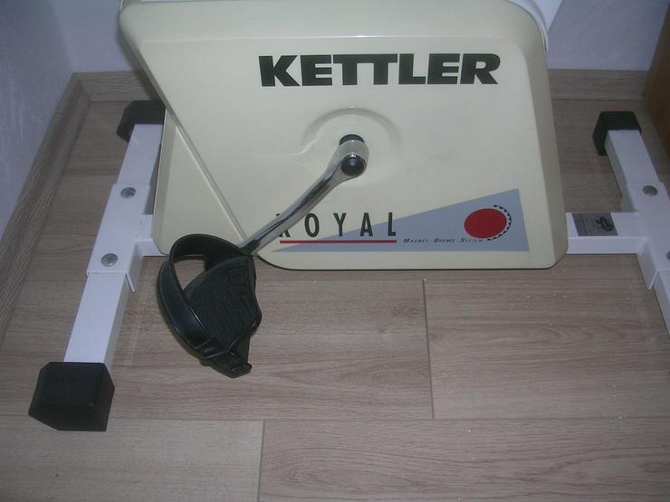 Bild 3: Kettler Heimtrainer Royal