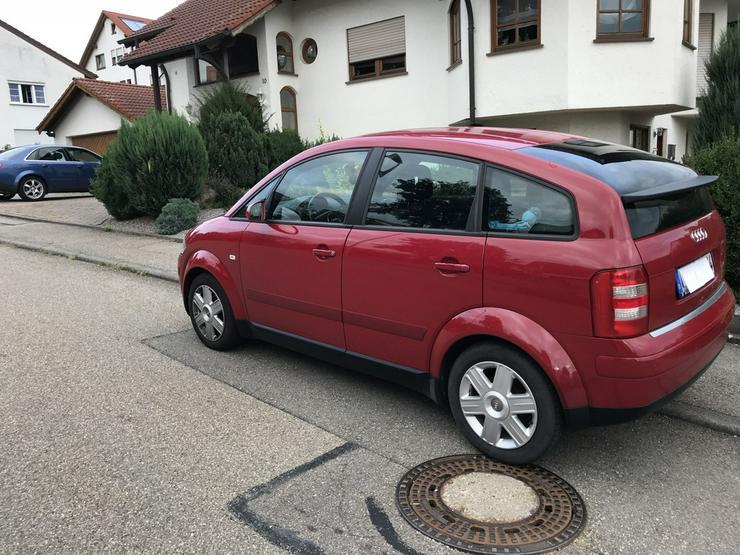 Bild 3: Audi A2