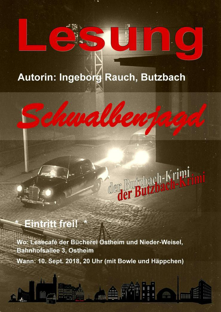 Lesung mit Ingeborg Rauch in Bücherei Ostheim - Weitere - Bild 1