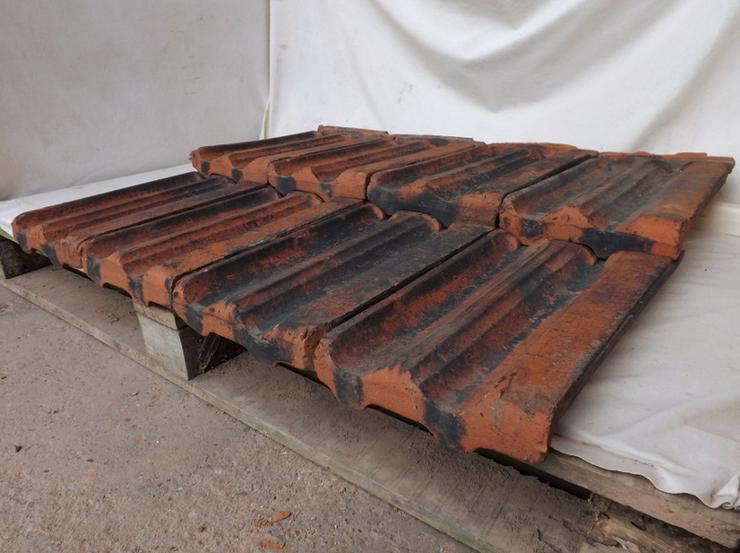 gebrauchte Dachziegel Falzziegel Dachpfannen
