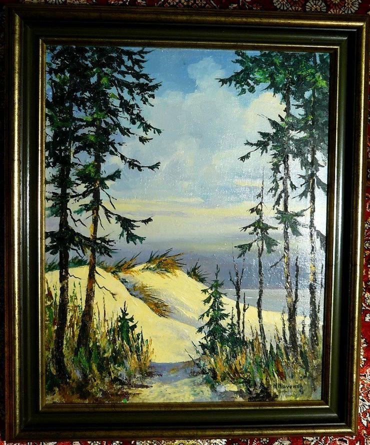 Gemälde Ölgemälde Hubert Havenith (B045)