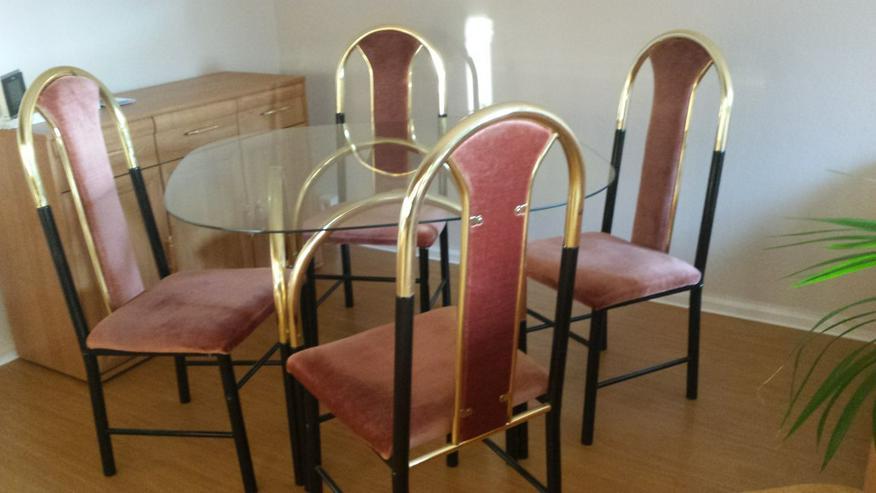 Sehr schöne Tischgruppe - Sofas & Sitzmöbel - Bild 1
