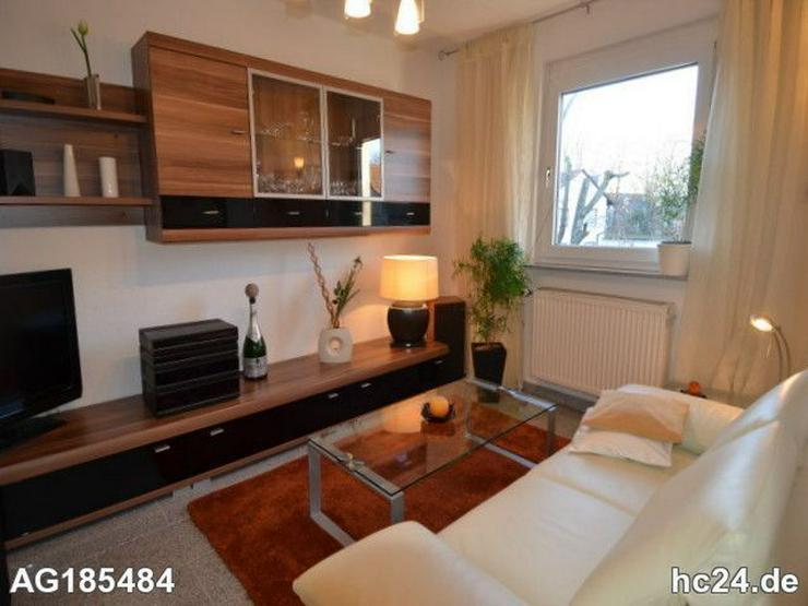 Möblierte 3-Zimmer Wohnung mit Balkon in Mainz - Weisenau