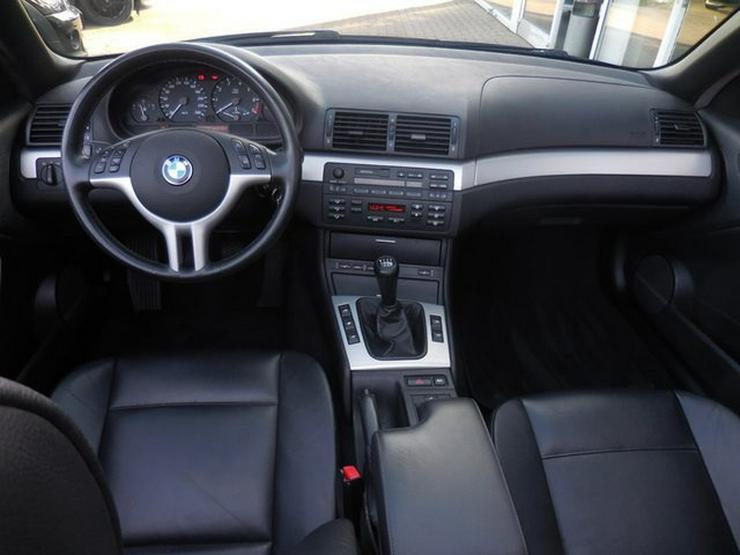 Bild 3: BMW 320Ci Cabrio Klimaaut Leder Xen MFL PDC Alu uvm