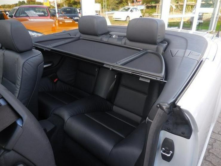 Bild 5: BMW 320Ci Cabrio Klimaaut Leder Xen MFL PDC Alu uvm
