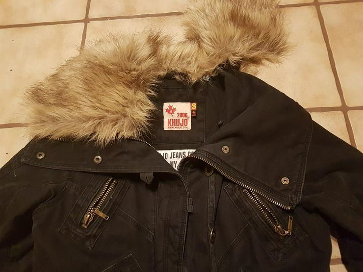 Bild 4: KHUJO Damen-Winterjacke Größe S