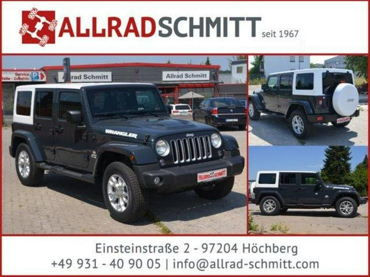 JEEP Wrangler Unlimited Final Edition 3.6l