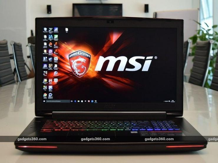 MSI GT72s 6QE Dominator Pro G