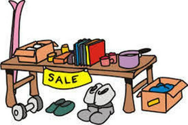 Garagenflohmarkt/ Haushaltsauflösung