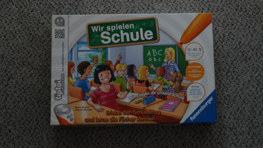 tiptoi wir spielen Schule - Weitere Games - Bild 1