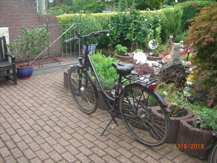 Bild 2: Winora Damen City-Rad schwarz