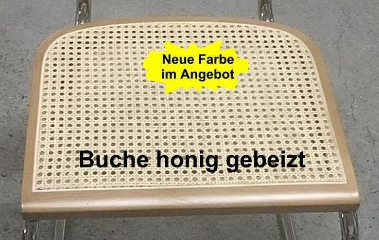 Bild 3: Ersatz-Sitzplatten f. Freischwinger VIENNA
