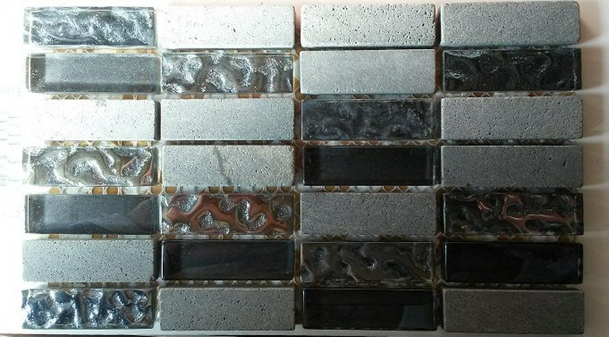 Bild 6: Mosaik - Teile