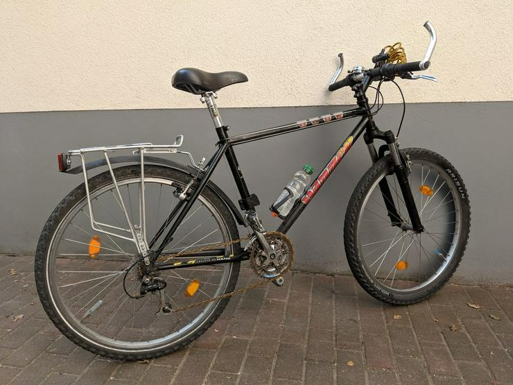 Bild 2: Fahrrad Mountainbike