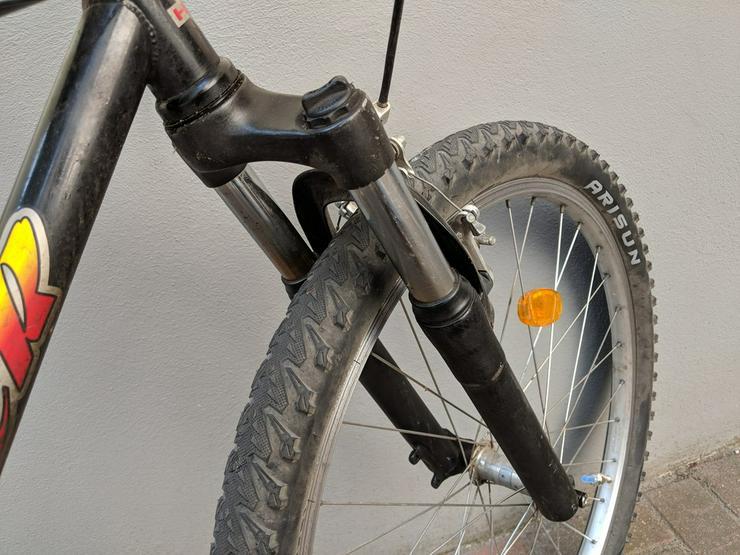 Bild 6: Fahrrad Mountainbike