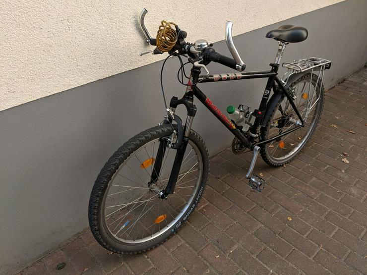 Bild 4: Fahrrad Mountainbike